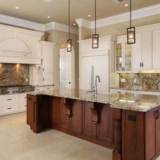 Traditional Kitchen Countertops by Lee Supply Corp