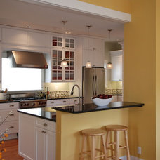 Traditional Kitchen by Greene Designs LLC
