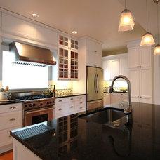 Traditional Kitchen by Greene Designs LLC