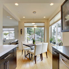 Modern Kitchen by The Alhadeff Group