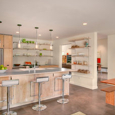 Modern Kitchen by Fivedot Design Build