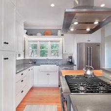 Craftsman Kitchen by First Lamp