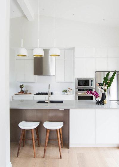 Houzz tips: få et næsten nyt køkken med enkelte billige opdateringer