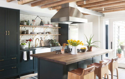 Houzz Tour: Brooklyn Townhouse Goes From Fixer to Fantastic