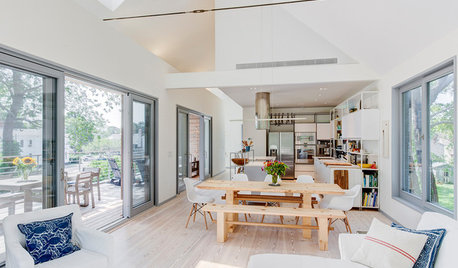 Houzz Tour: An Architect Designs a Passive Home for His Family