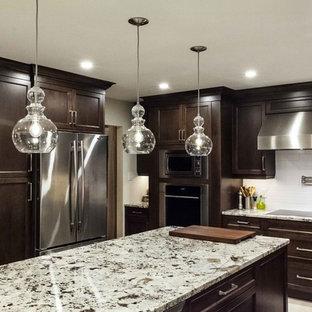 Greensboro Drive - Custom Kitchen