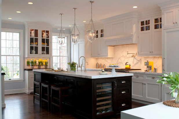 Traditional Kitchen by Veronica Campbell of Deane Inc
