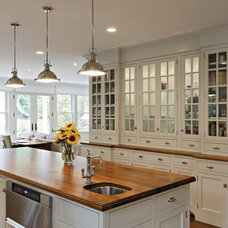Traditional Kitchen by Luminosus Designs LLC