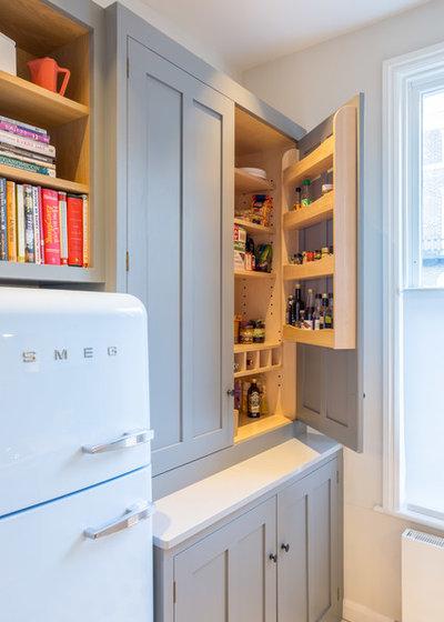 8 Kitchen Storage Ideas