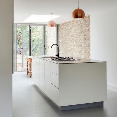 Trendy Køkken by Gundry & Ducker