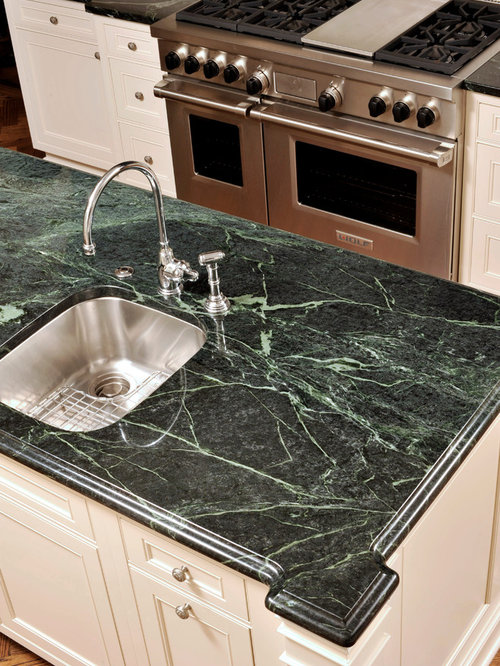 Serpentine Stone Slabs : Serpentine countertop ideas pictures remodel and decor