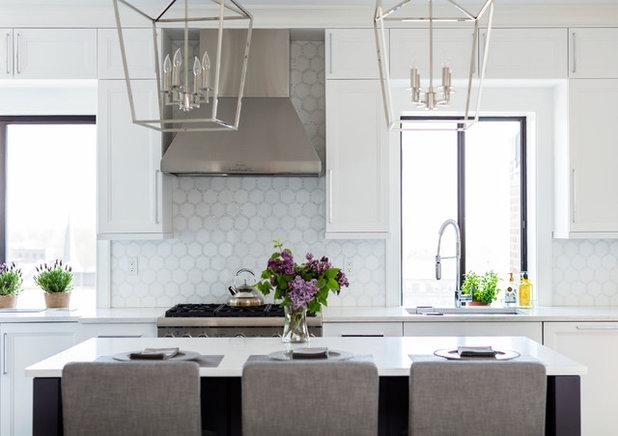 Fusion Kitchen by Karen Berkemeyer Home