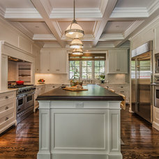 Traditional Kitchen by Duffy Craftsmen Inc.