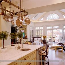 Traditional Kitchen by Lori Feldman