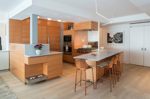 Contemporary Kitchen by Architecture in Formation