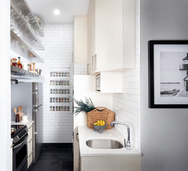 Contemporary Kitchen by Megan Grehl