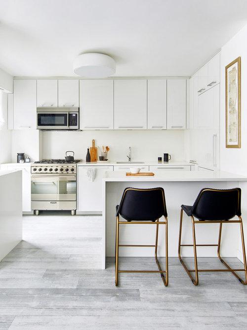 Magnífico Cocinas Contemporáneas Nueva York Cresta - Ideas Del ...