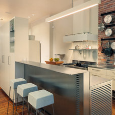 Contemporary Kitchen by Melander Architects, Inc.