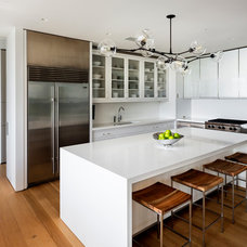 Contemporary Kitchen by Prutting & Company Custom Builders