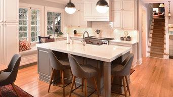 Greenwood Neighborhood Kitchen Remodel - Des Moines, IA