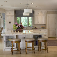 Traditional Kitchen by Andrea Schumacher Interiors