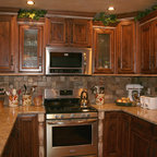 Kitchen Tile Mural Western By Designers Choice Tile