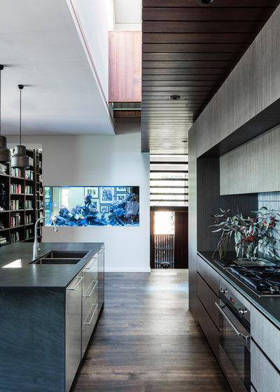 Contemporary Kitchen by TKD Architects