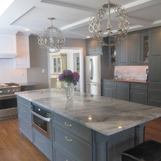 Contemporary Kitchen Gretchen Brackin