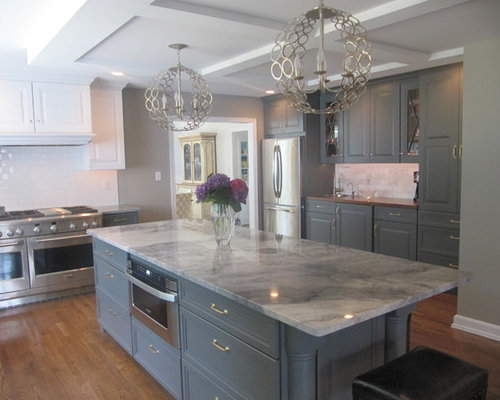 tile kitchen countertops white granite houzz 2759