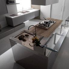 Modern Kitchen by Trenzgroup
