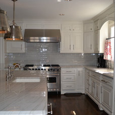 Traditional Kitchen by Maddie G Designs / Shop Maddie G