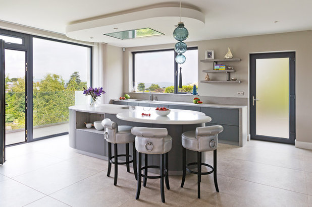 Contemporary Kitchen by Parkes Interiors