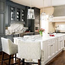 Modern Kitchen Grey Kitchen