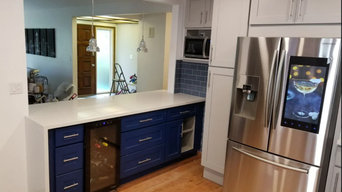 Grey Kitchen Remodel