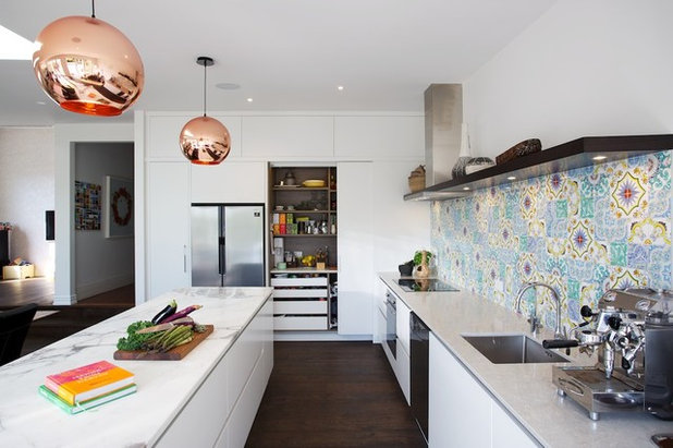 Contemporary Kitchen by August & Co Design