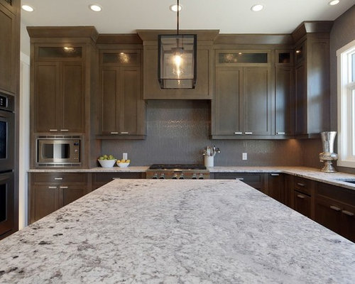 Grey Stained Maple Houzz