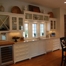 Traditional Kitchen by Greystone Interiors