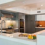 Top Of The Village Contemporary Kitchen Denver By