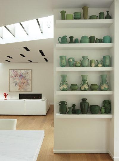 モダン キッチン by Griffin Enright Architects