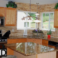 Traditional Kitchen by Wilson Concepts & Design, Inc.