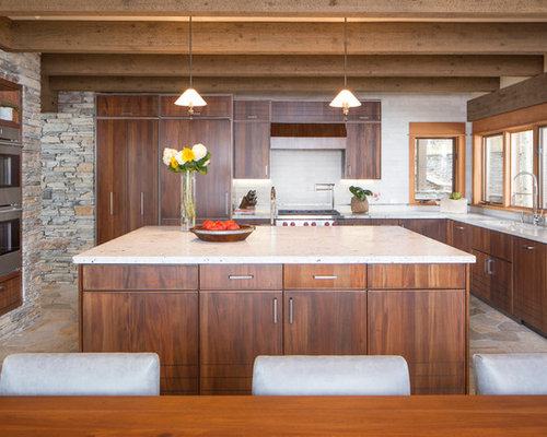Rustic Modern Kitchen Photos | Houzz