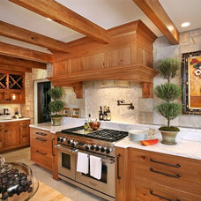 Traditional Kitchen by Kathleen McGovern Studio of Interior Design