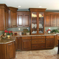 Traditional Kitchen by Grosser & Company Remodeling