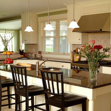 Traditional Kitchen by Denyne Designs