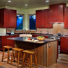Modern Kitchen by Mindful Designs, Inc.