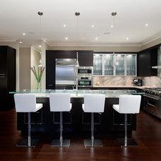 Contemporary Kitchen by Erica Winterfield Design