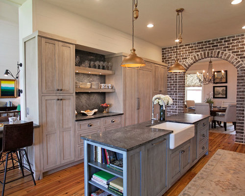 Kitchen design ideas renovations photos with medium for Building traditional kitchen cabinets by jim tolpin