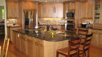 Grube's New Kitchen