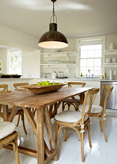 Unique Farmhouse Kitchen by Kelly and Co Design