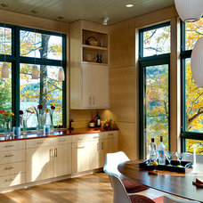 Contemporary Kitchen by Odell Construction
